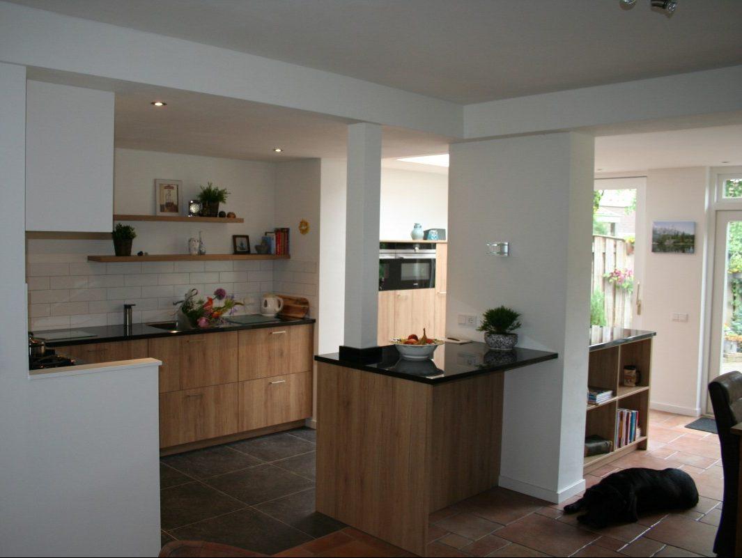 Interieur 'Vonderkwartier' Eindhoven