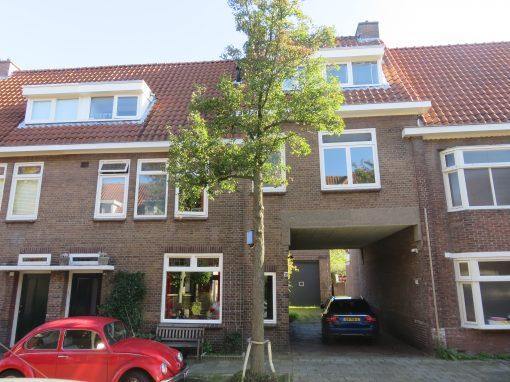 Samenvoeging woningen 'Vonderkwartier' Eindhoven