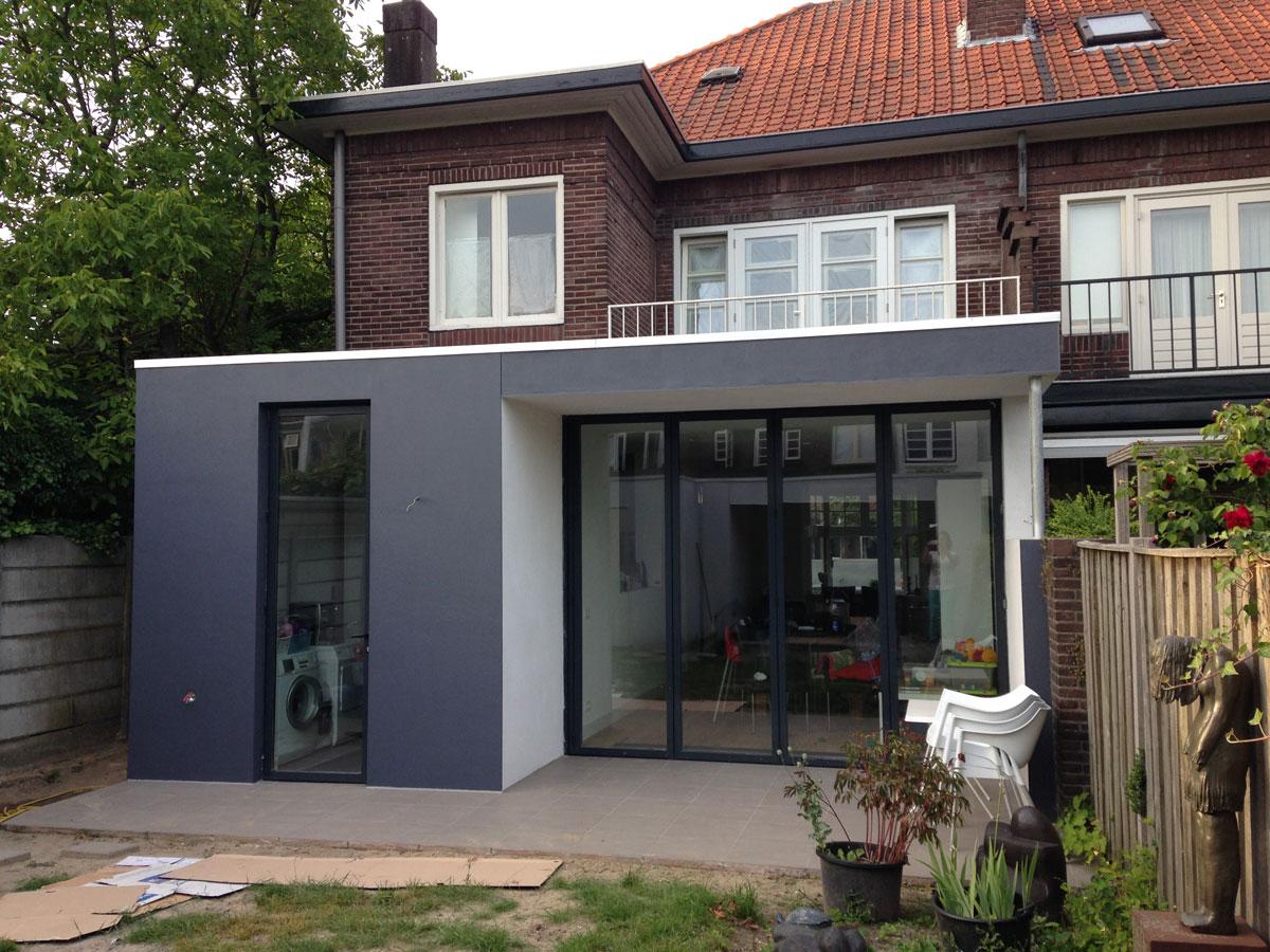 Renovatie 'Schrijversbuurt' Eindhoven
